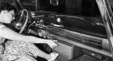 Oldsmobile Underdash cooler